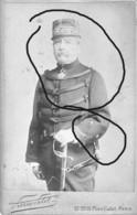 Armée Française Genéral Portrait (2) - Guerre, Militaire