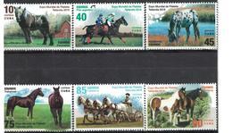 Sale - Cuba 2018 Horses  (MNH)  - Horses - Cavalli