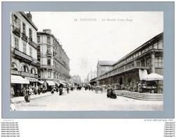 C.P.A  DE  TOULOUSE   . LE  MARCHE   VICTOR - HUGO   .   . - Toulouse