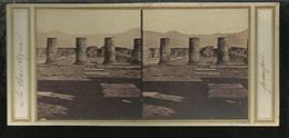 Carte Stereo Pompei La Basilique - Pompei