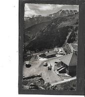 06-TENDE-Une Vue Panoramique Animée De La Frontiere Franco-Italienne Du Col De Tende - Francia