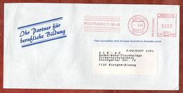 Infopost, Hasler C04-0685, Postfach 710648, 60 Pfg, Koeln 1990 (91991) - BRD