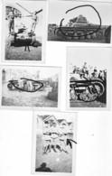 Armée Française Lot Chars Blindés RCC Bcc - Guerre, Militaire