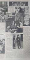 TRIBUNA ILLUSTRATA 1947 SAN MARINO CASCINE VICA RIVOLI TORINO - Libri, Riviste, Fumetti