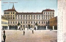 Torino - Palazzo Reale (1907) - Palazzo Reale