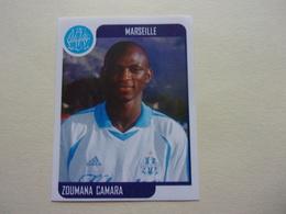 PANINI Foot 2002 N°179 Olympique De Marseille Zoumana Camara OM - Panini