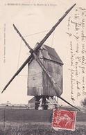 HOMBLEUX           LE MOULIN DE LA FLAQUE - Windmühlen