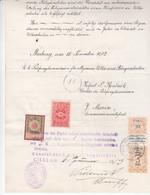5540  SHS DOKUMENT - Slowenien