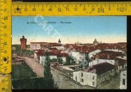 Modena S. Felice Sul Panaro (difetto Angolino) - Modena