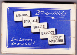 Brasserie Des Alliés à Marchienne - 32 Kaarten