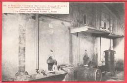 M. Dormagen Vins Gros Neuviller Sur Moselle Cuves Vérrées  Ciment Armé Demay Frères Reims  Parfait état - France