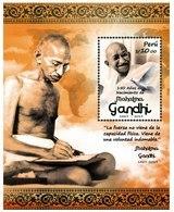 Peru 2020 150th Anniv. Of Birth Of Mahatma Gandhi SS MNH - Mahatma Gandhi