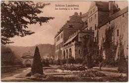 Schloss Landsberg Bei Kettwig A. D. Ruhr, 1911 - Essen