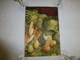 Etablissements Georges Truffault, Versailles, Superbiogine, Affichette Ancienne ORIGINALE 1938  ; A 108 - Posters