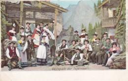 380148Gastspiele Der Tegernsee'r (klebeband Sehe Rückseite) - Costumi
