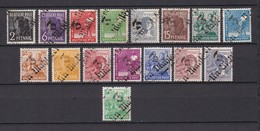 Sowjetische Zone - Allgemeine Ausgaben - 1948 - Michel Nr. 166/181 - Postfrisch - 100 Euro - Sowjetische Zone (SBZ)