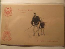 Alpini / 7° Reggimento Piano Dei Buoi - Guerra 1914-18