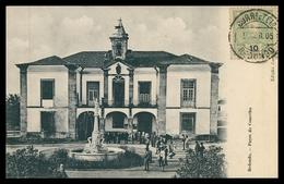 REDONDO - MUNICIPIOS - Paços Do Conçelho.  Carte Postale - Evora
