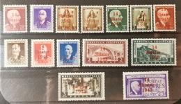 1943 OCCUPAZIONE TEDESCA DELL'ALBANIA - Occ. Allemande: Albanie