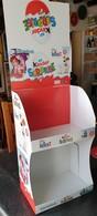 Présentoir PLV/BOX( VIDE) Kinder Surprises- ( 2020) - Montables