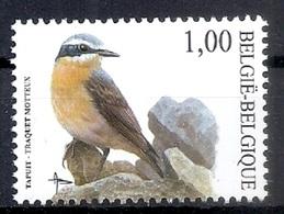 BELGIE * Buzin * Nr 3138 * Postfris Xx * HELDER FLUOR  PAPIER - 1985-.. Oiseaux (Buzin)