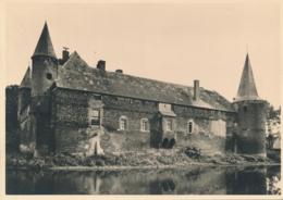 Nederland - 1946 - 5 Op 7,5 Cent Veth, Fotokaart Hernen Kasteel Hernen, Briefkaart G286e - Ongebruikt - Entiers Postaux