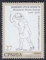 Serbia 2020 Painter And Writer Momo Kapor, MNH (**) - Serbia