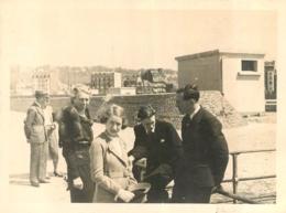 LE HAVRE 1939 PHOTO ORIGINALE 12 X 9 CM - Places