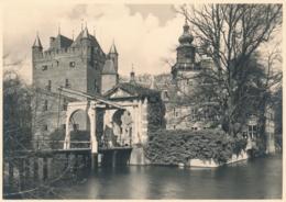 Nederland - 1946 - 5 Op 7,5 Cent Veth, Fotokaart Breukelen Kasteel Nijenrode, Briefkaart G286n - Ongebruikt - Ganzsachen