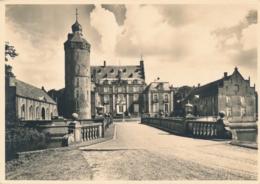 Nederland - 1946 - 5 Op 7,5 Cent Veth, Fotokaart Dalfsen Kasteel Rechteren, Briefkaart G286o - Ongebruikt - Ganzsachen
