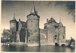Nederland - 1946 - 5 Op 7,5 Cent Veth, Fotokaart Muiden Kasteel Muiderslot, Briefkaart G286s - Ongebruikt - Entiers Postaux