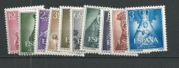 1954 MNH  Spain, Espana,  Postfris** - 1951-60 Ungebraucht