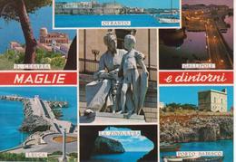 MAGLIE E DINTORNI - S. CESAREA - OTRANTO - GALLIPOLI - LEUCA - PORTO BADISCO - GROTTA ZINZALUSA - VIAGGIATA - Altre Città