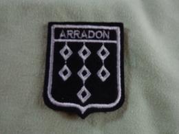 Ecusson Tissu ARRADON - Ecussons Tissu