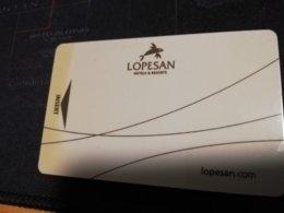 SPAIN GRAN CANARIA LOPESAN HOTEL EN RESORTS    ** 340 ** - Hotelkarten