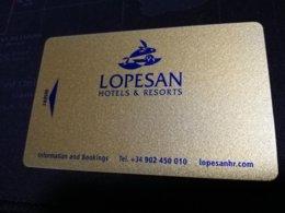 SPAIN GRAN CANARIA LOPESAN HOTEL EN RESORTS    ** 341 ** - Hotelkarten