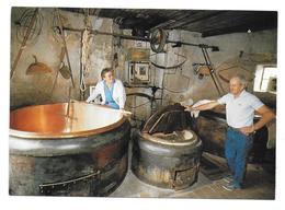 25 – TREPOT : La Fromagerie Musée Gabriel Et Colette PROST – Les Derniers Fromagers Dans La Salle Des Chaudières N° 7024 - France