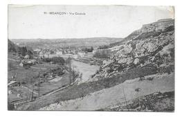 25 – BESANCON : Vue Générale N° 95 - Besancon