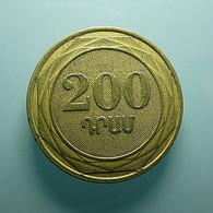 Armenia 200 Dram 2003 - Arménie