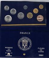 Coffret FDC De 1981 En état NEUF... - Z. FDC