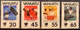 VANUATU - MNH** - 1988 - # 480/483 - Vanuatu (1980-...)