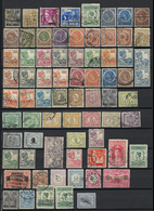 Nice Small Classic Collection – Nederlands Indië – Different Years (kavel 471) - Niederländisch-Indien