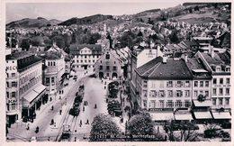 St Gallen, Tramway Hechtplatz (12452) - SG St. Gall