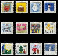 GUERNSEY Nr 537-548 Postfrisch X6A6856 - Guernesey