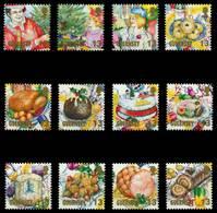 GUERNSEY Nr 578-589 Postfrisch X6A687E - Guernesey