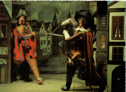Marionette Traditionelles  Duel - Jeux Et Jouets