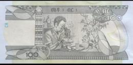 ETHIOPIA P. 52g 100 B 2015 UNC - Ethiopia