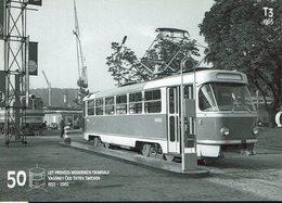 AK - Straßenbahn Tramway Tram - Brno Brünn - Tatra T3 1965 - Tramways