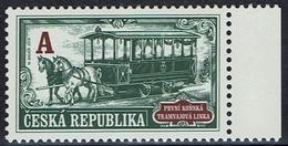 Tschechische Republik 2019 - Straßenbahn Tramway Tram - Brünn Brno - Pferdestraßenbahn - Tramways