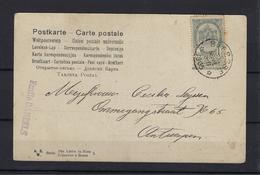 N°53 (ntz) GESTEMPELD *Beerse 1905* OP POSTKAART COBA € 12,00 - 1893-1907 Armoiries
